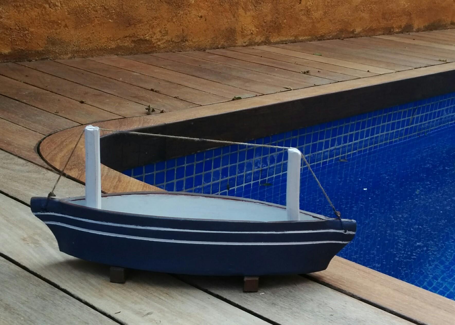 Barco de arcilla