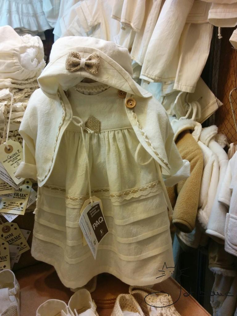 Barret llaç xaqueta, vestit