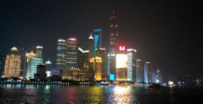 Destino Shanghai