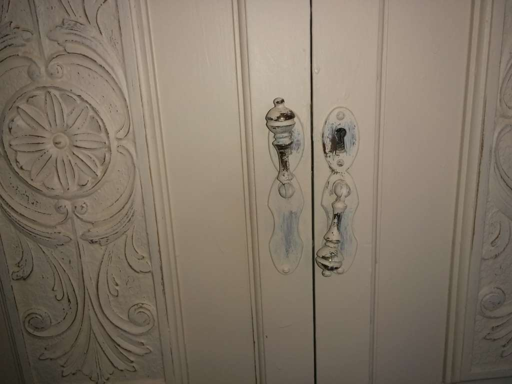 Portes desgastades