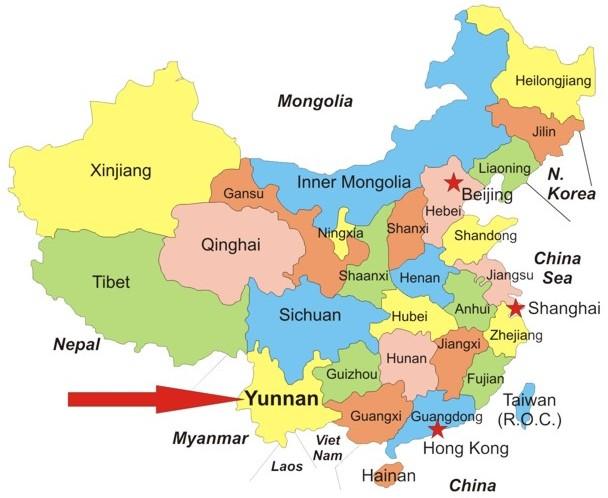 Lijiang – Yunnan