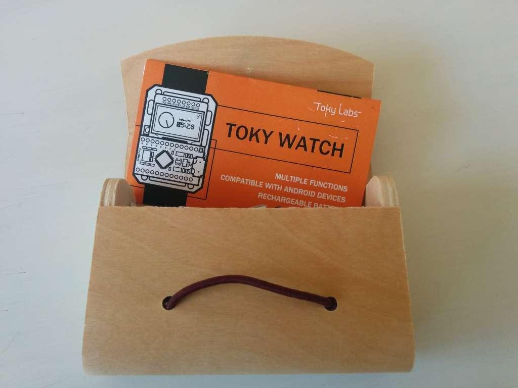 Instruciones Toly Watch